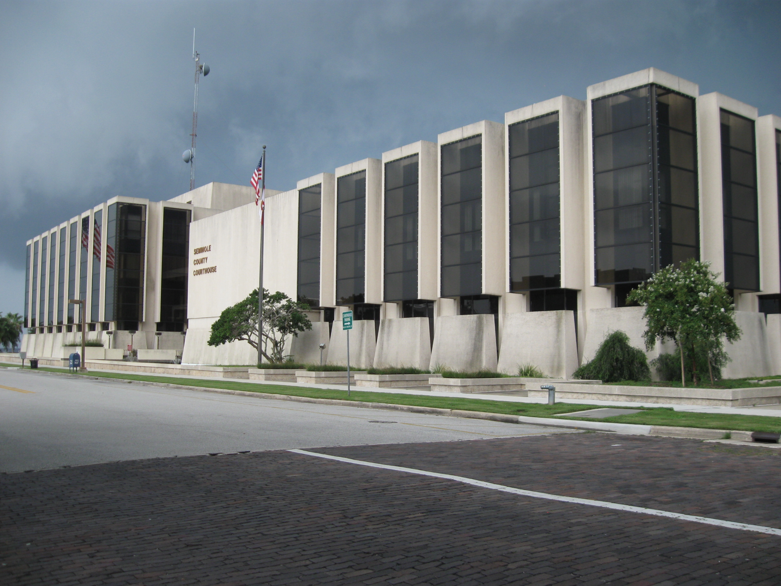 Seminole County Courthouse - Courthouses