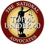 Advocates top 40 member seal - Domestic Violence / Injunctions