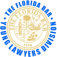 Florida Young Lawyers Logo - Free Consultation