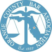 Orange County Bar Logo - Domestic Violence / Injunctions