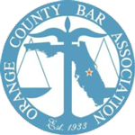 Orange County Bar Logo - Site Map